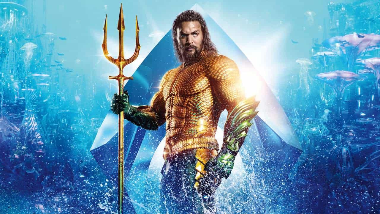 Recenzija: Aquaman (2018)