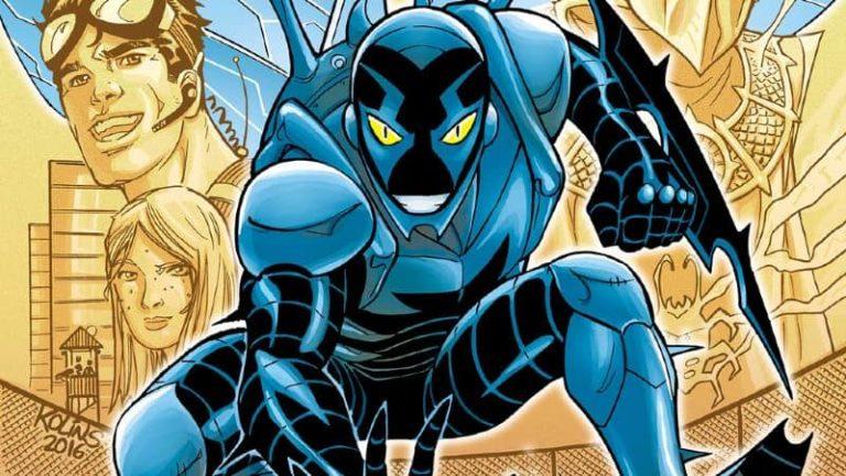 DC Blue Beetle serija navodno u izradi za HBO Max