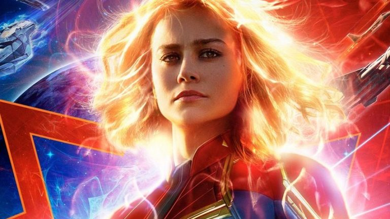 Captain Marvel (2019) – TV Spot