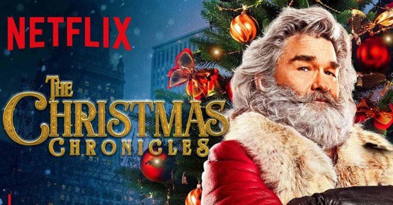 Recenzija: The Christmas Chronicles (2018)