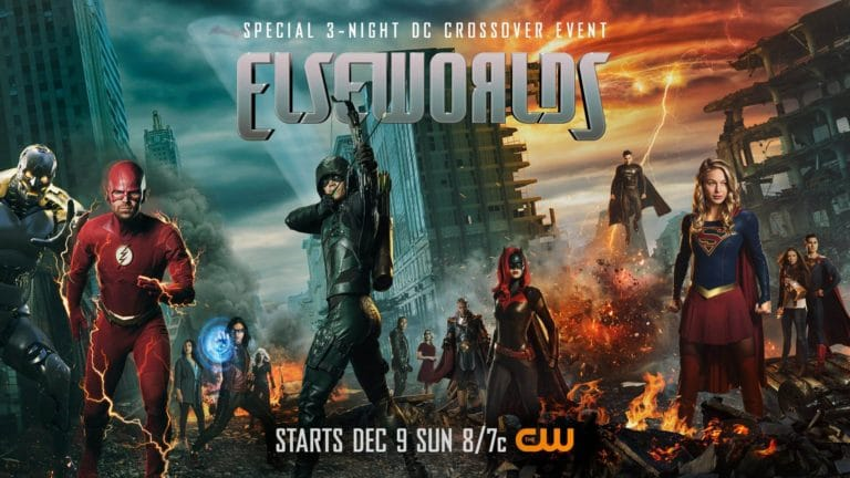 Recenzija: Elseworlds – Arrowverse crossover (2018)