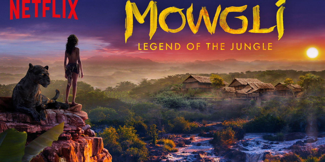 Recenzija: Mowgli: Legend of the Jungle (2018)
