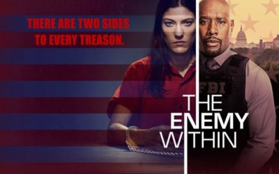 Recenzija: The Enemy Within (2019-)