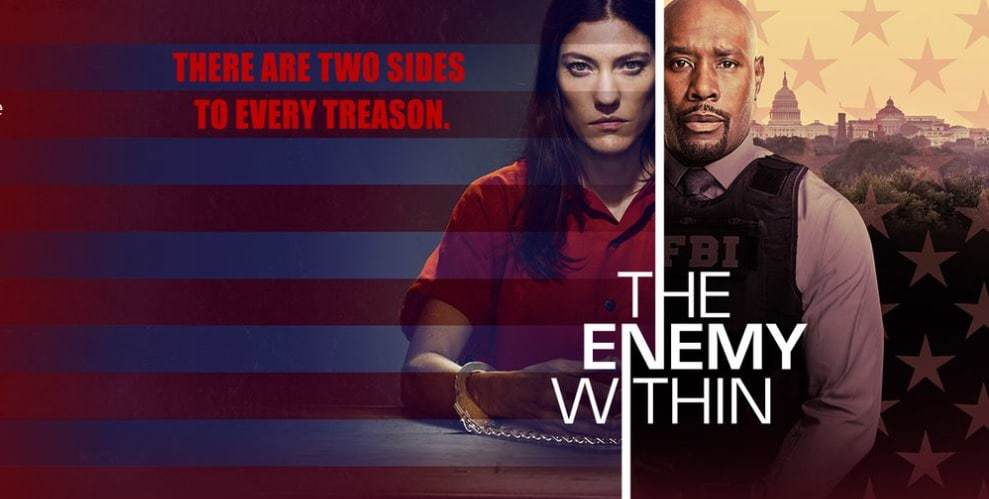 Recenzija: The Enemy Within (2019-)