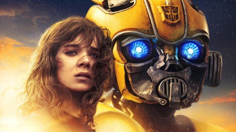 Recenzija: Bumblebee (2018)