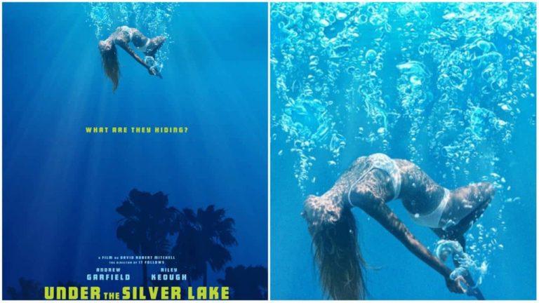 Recenzija: Under the Silver Lake (2018)