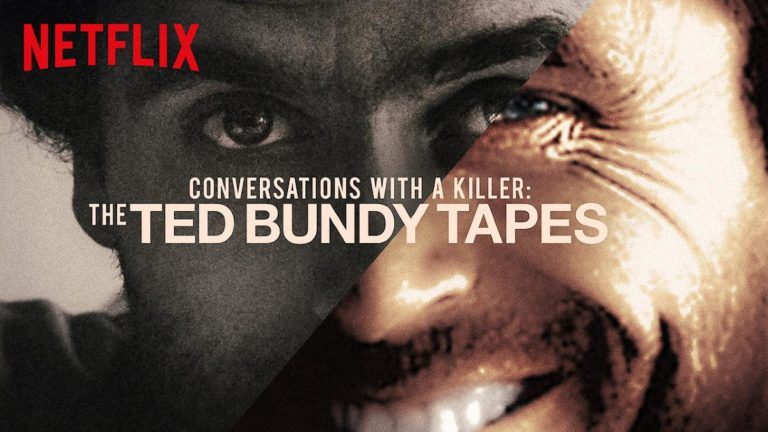 Recenzija: Conversations with a Killer: The Ted Bundy Tapes (2019-)