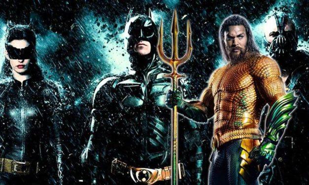 'Aquaman' prestigao 'The Dark Knight Rises' i postao DC film s najvećom zaradom