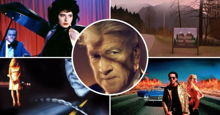10 Najboljih filmova David Lynch