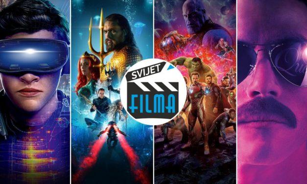 Svijet Filma u 2018