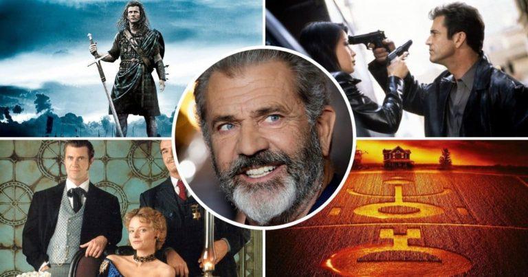 15 Najboljih filmova Mel Gibson