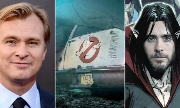 Objavljeni datumi izlaska za Nolanov novi film, Ghostbusters 3 i Morbius