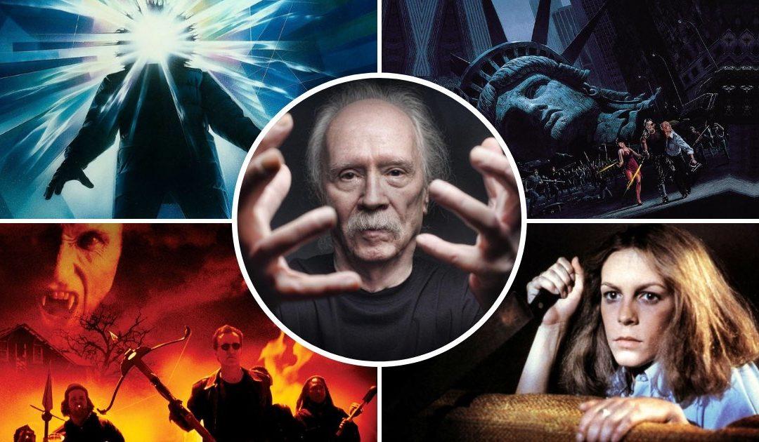 10 Najboljih filmova John Carpenter
