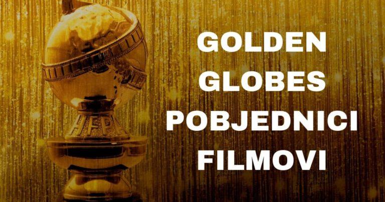 Golden Globes 2019 – Pobjednici Filmova