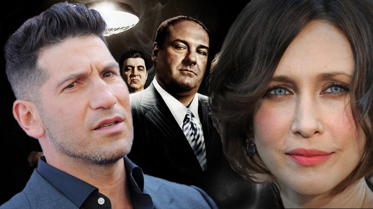 Jon Bernthal i Vera Farmiga u 'Sopranos' Prequel filmu