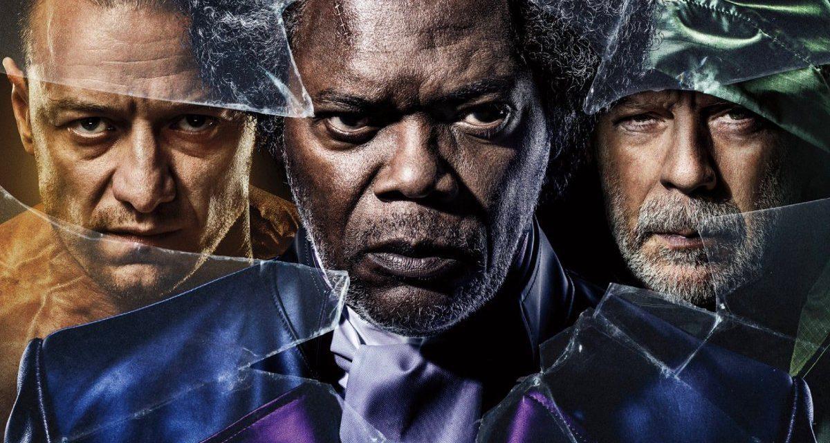 Recenzija: Glass (2019)