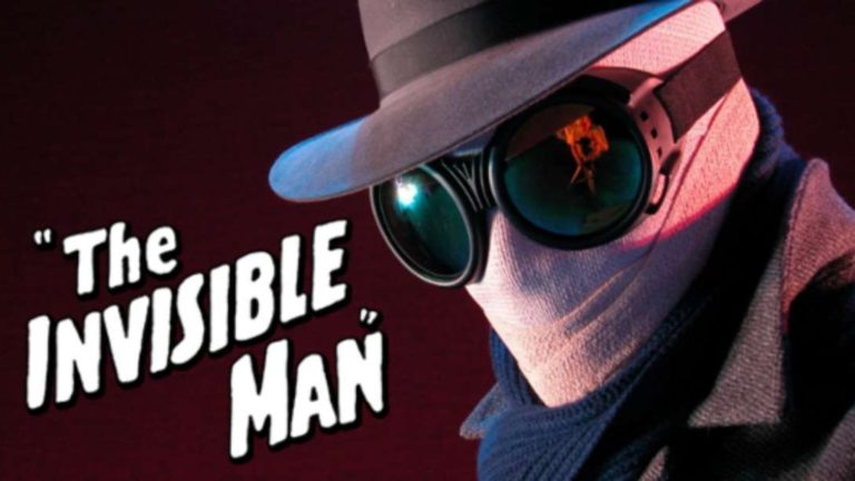 Novi Invisible Man film u izradi