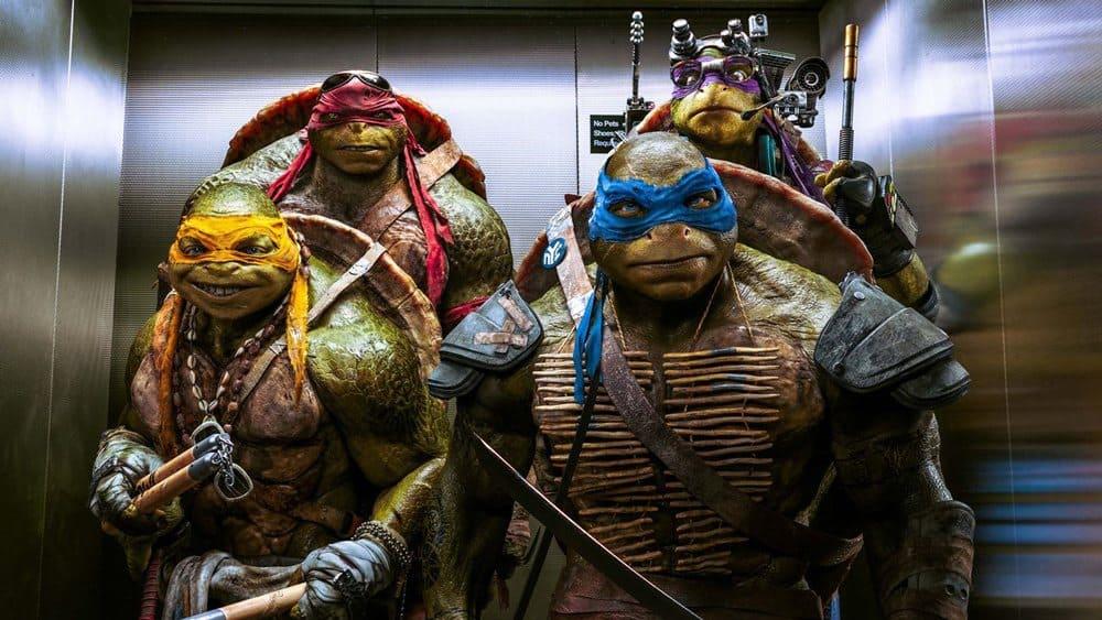 Teenage Mutant Ninja Turtles Reboot film u izradi