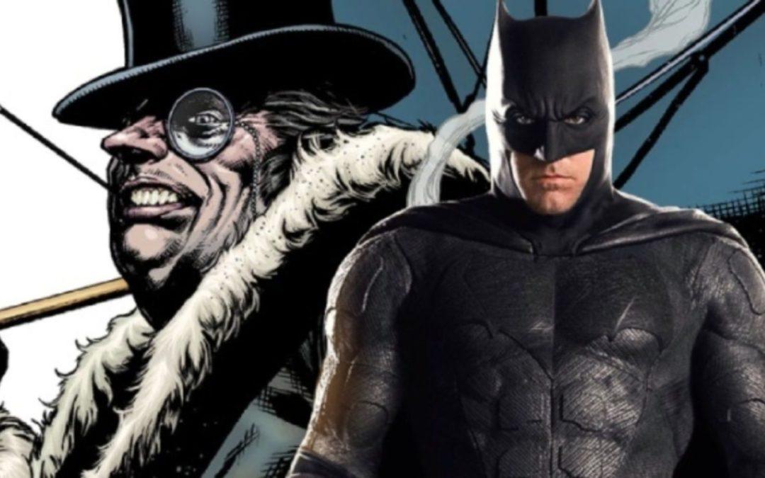 'The Batman' glasine Penguin jedan od glavnih negativaca