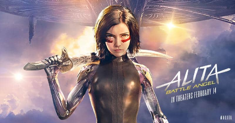 Recenzija: Alita: Battle Angel (2019)