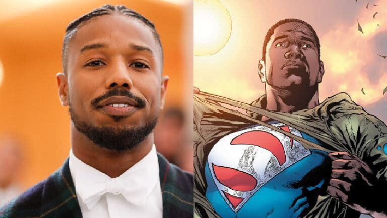 Michael B. Jordan želi glumiti ovu verziju Supermana