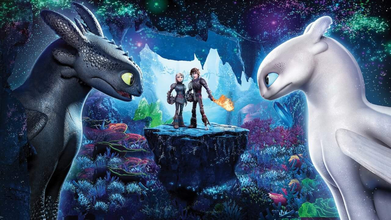 Recenzija: How to Train Your Dragon: The Hidden World (2019)
