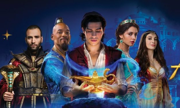 Trailer: Aladdin (2019)