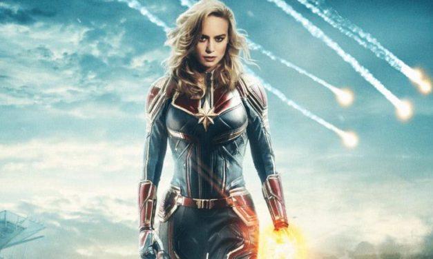 Trailer: Captain Marvel (2019)