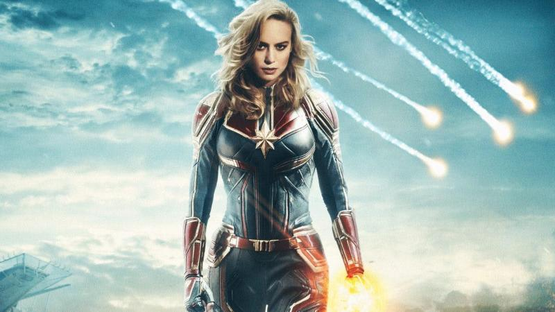 Trailer: Captain Marvel (2019)