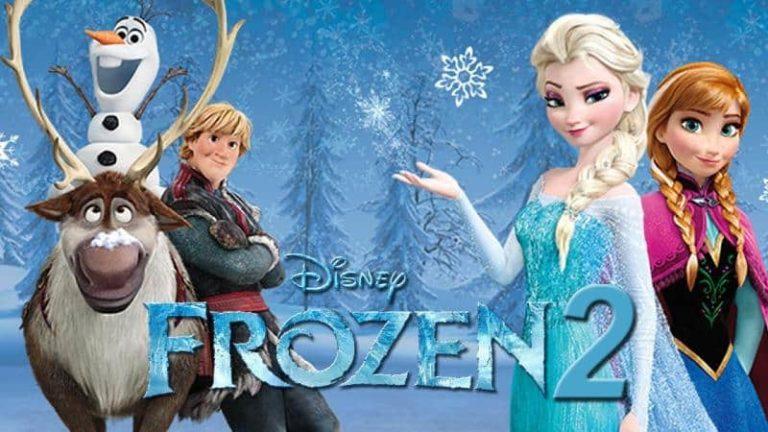 Trailer: Snježno Kraljevstvo 2 (Frozen 2 2019)