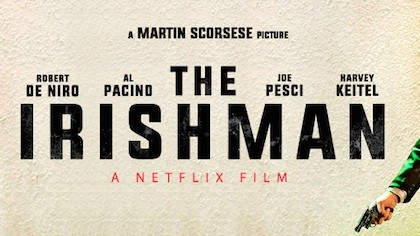 Nove slike iz Martin Scorseseovog The Irishman filma