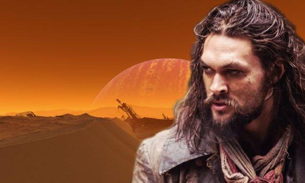 Jason Momoa se pridružuje Dune filmu