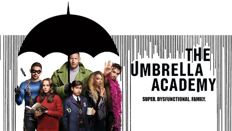 Recenzija: The Umbrella Academy (2019– )