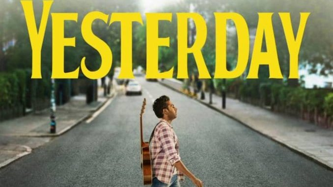Trailer: Yesterday (2019)