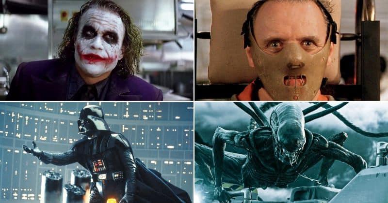 Najbolji Filmski Negativci