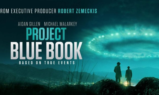 Recenzija: Project Blue Book (2019-)