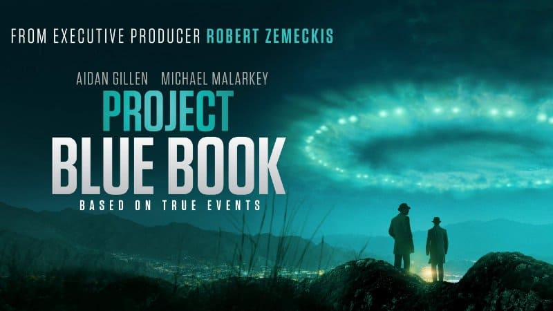 Recenzija: Project Blue Book (2019-)