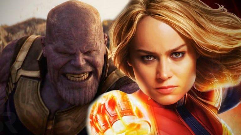 Kevin Feige potvrdio da je Captain Marvel jača od Thanosa!