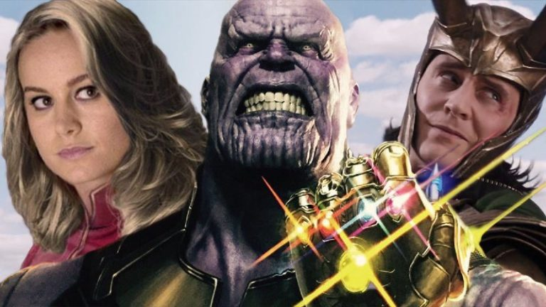 Avengers Endgame teorija: Thanos je poslao Lokija da napadne Zemlju zbog Captain Marvel