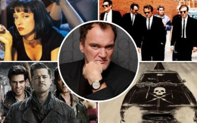 Najbolji filmovi Quentin Tarantino