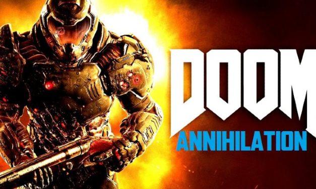 Trailer: Doom Annihilation (2019)