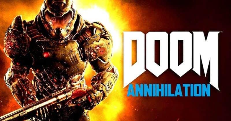 Prve slike iz nadolazećeg Doom: Annihilation filma