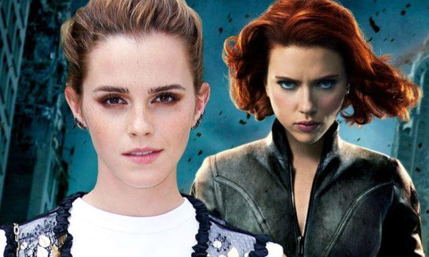 Emma Watson glavni favorit za ulogu u 'Black Widow'?