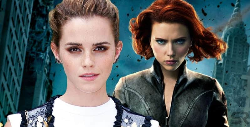 Emma Watson glavni favorit za ulogu u 'Black Widow'?