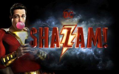 Shazam! je broj #1 film u Hrvatskoj i Svijetu