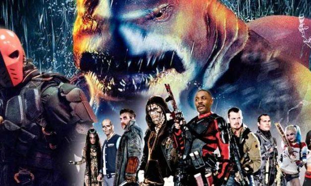 The Suicide Squad slike sa seta pronalaze Idrisa Elbu, Johna Cenu i druge iza rešetaka s Amandom Waller