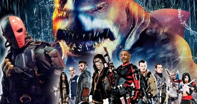 Suicide Squad 2 otkriveni likovi