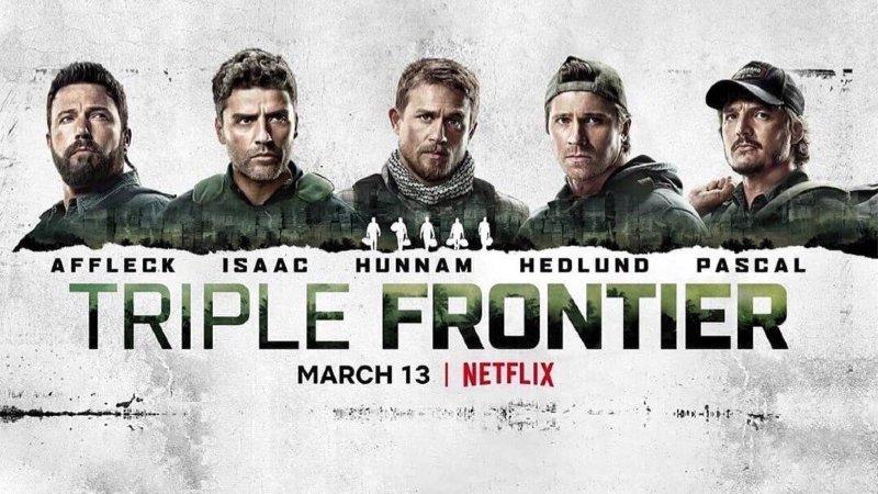 Recenzija: Triple Frontier (2019)
