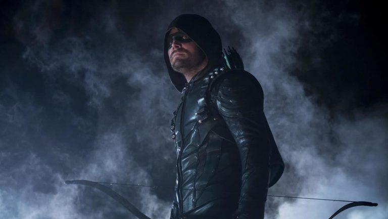 Arrow završava nakon osme sezone