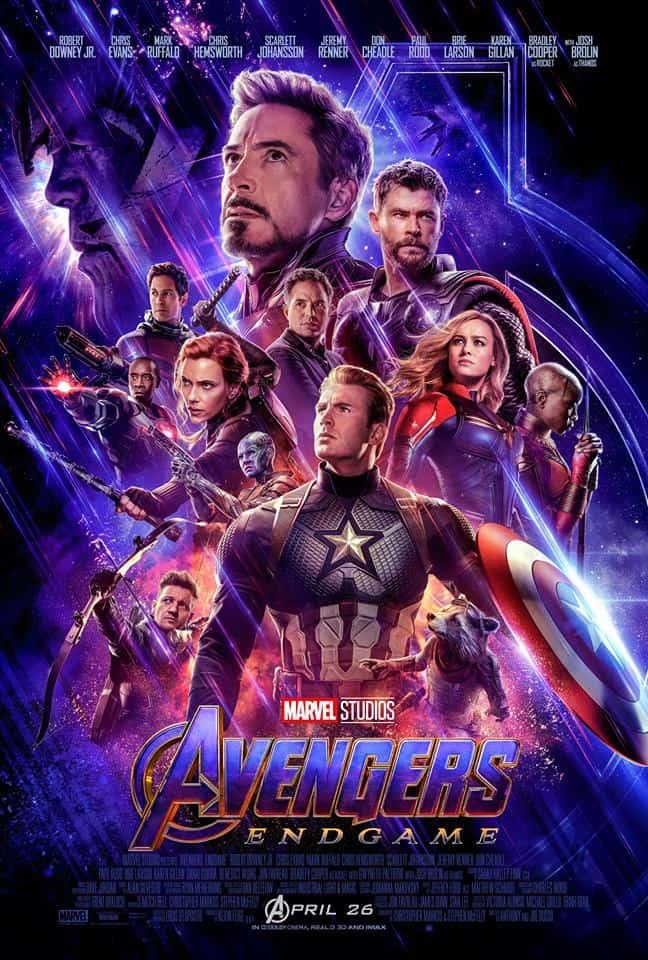 Trailer: Avengers Endgame (2019)